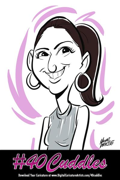 Digital Caricatures New York