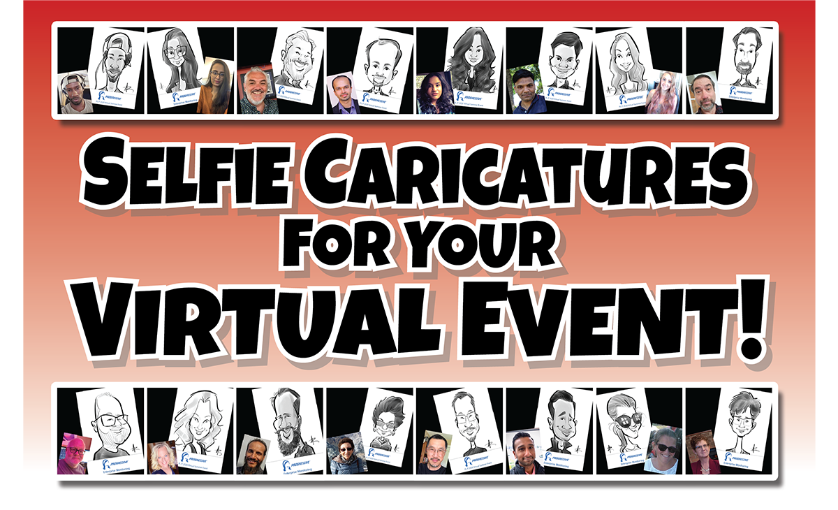 Selfie Virtual Caricatures