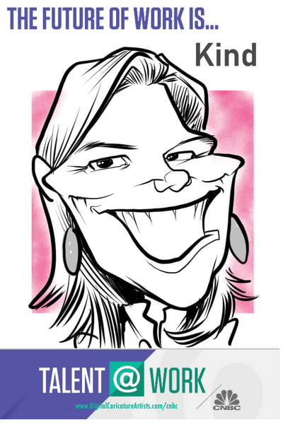 New York Digital Caricatures