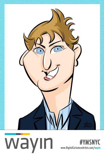 Digital Caricature Artists New York